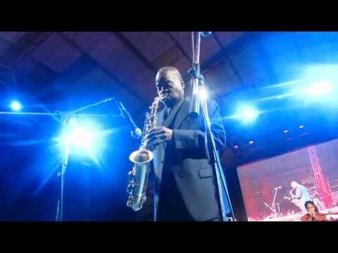 Maceo Parker 2013 - Jazz al parque - Bogota, Colombia.
