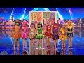 watch he video of Britain's Got Talent 2018 Cartoon Heroes Full Audition S12E05