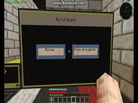Minecraft FTB - Computercraft project manager