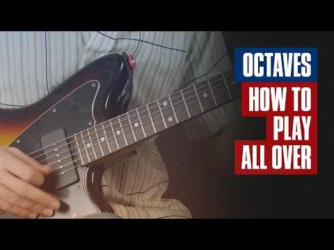 How to Play Octaves on Guitar | Guitar Tricks