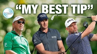 """The BEST GOLF TIP I've EVER HAD"" Tour Pro's Share 
