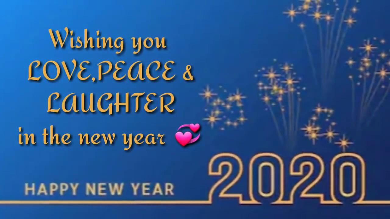 Happy New year 2020 _ Happy New year Whatsapp Status Video ...
