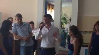Песня -поздравление от коллег на свадьбу