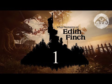 What Remains of Edith Finch #1