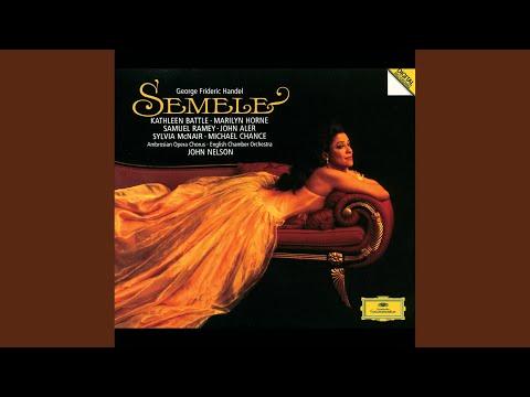 Handel: Semele, HWV 58 / Act 1 - She Weeps!