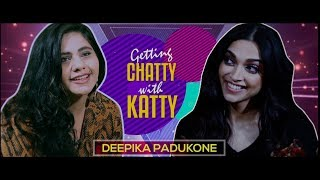 Guess the song with Deepika Padukone |Getting Chatty With Katty | Filmfare