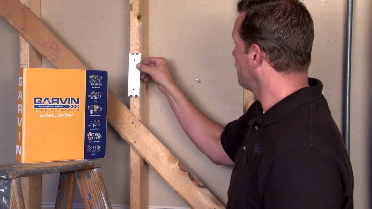 Metal Plates To Protect Wiring