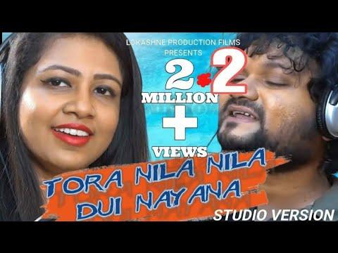 Tora Nila Nila Dui Nayana ( Dj VERSION) ll Humane Sagar & Sohini Mishra ll Lokashne Production Films