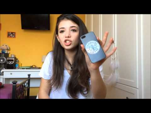 Le mie cover per Iphone 5/5s|  Beatrice Moore  B