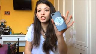 Le mie cover per Iphone 5/5s|  Beatrice Moore  B(Spero il video vi sia piaciuto ,un bacio:) _ facebook bea: https://www.facebook.com/beatrice.dam... _ twitter bea:https://twitter.com/bd_beatrice __ intagram ..., 2016-02-07T17:23:48.000Z)
