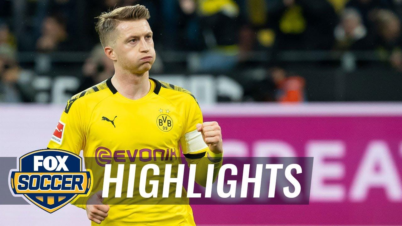 Borussia Dortmund vs. 1. FC Union Berlin | 2020 Bundesliga Highlights