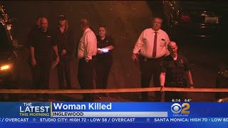Woman Shot To Death While Waiting For Taxi