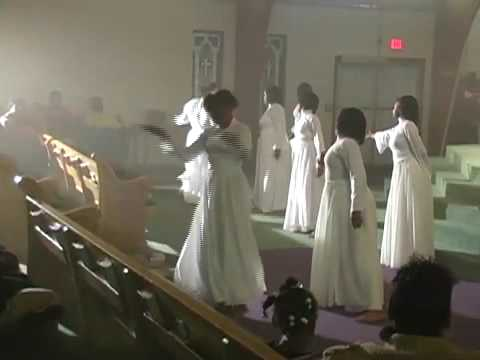 """Jesus"" Grace N Motion Praise Dancers-Easter 2009"