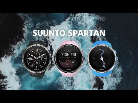 Suunto Spartan – GPS watches for athletic and adventure multisport