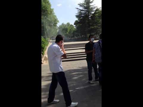 Gezi Park'ı eylemi Ankara Kızılay 2. Gün Olayların Başlama Anı