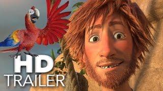 ROBINSON CRUSOE Trailer Deutsch German (HD) - Cindy aus Marzahn & Matthias Schweighöfer