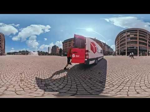 DPD 360°-Film