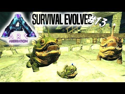 BREEDER BULDBOG BABY! - ARK Survival Evolved Aberration Dansk Ep 13