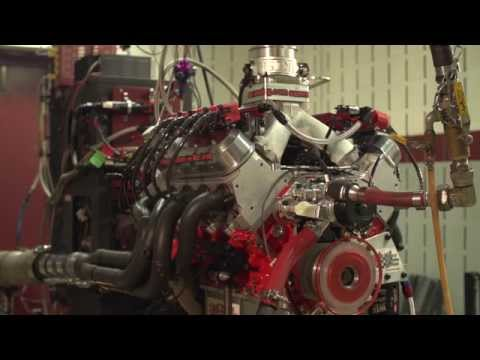 725-Horsepower LS Engine by School of Automotive Machinists, Engine Masters 2014