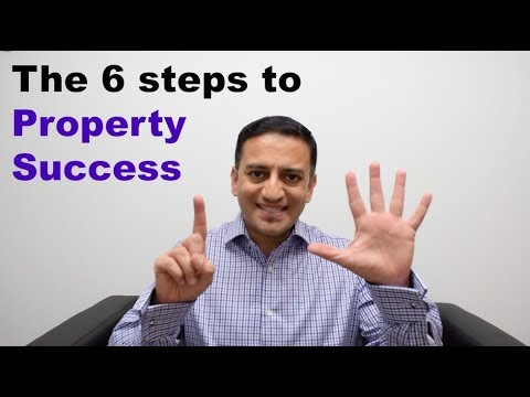 6 Steps To Property Success - The Saj Hussain Show - Episode #001