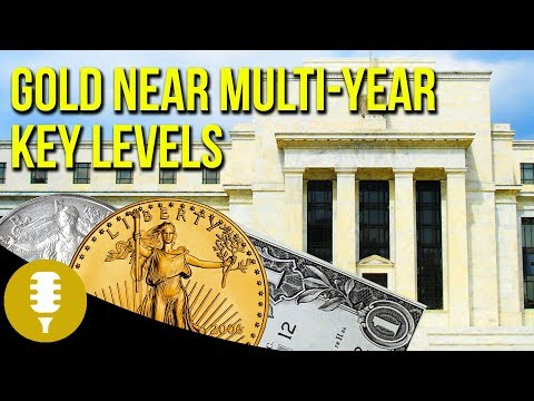 FED Rate Cut Rumors As Gold Near Key Levels | Golden Rule Radio
