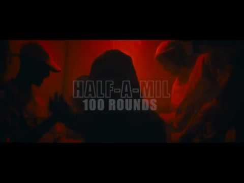 (Official Video) Half-A-Mil (100 Rounds) - Dom Kennedy