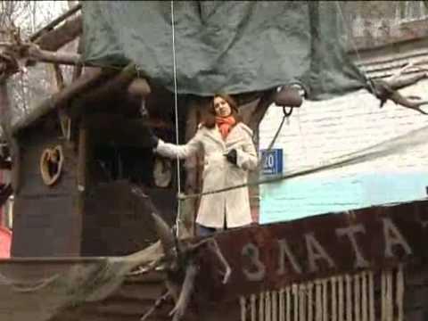 Nov 21, 2012 Russia_Craftsman Battles Against Closure Of Wooden Playground