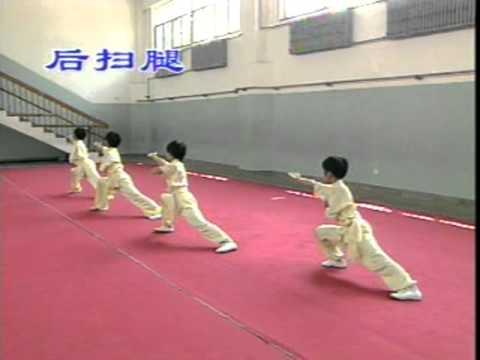 中国武術基本功