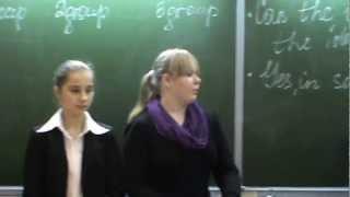 7 класс проект по английскому языку