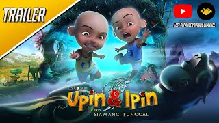 Gambar cover Upin & Ipin Keris Siamang Tunggal Cinema Trailer
