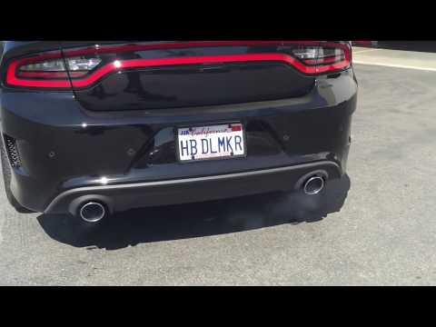 Borla R&D: 2015 Dodge Charger HELLCAT - ATAK Cat-back