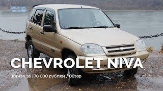 Дневник Нивы / Шнива за 170 тысяч рублей / Обзор Chevrolet NIva