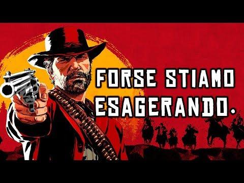 RED DEAD REDEMPTION 2... FORSE STIAMO ESAGERANDO.