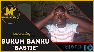 Bukom Banku talks about his lose to Bastie and swears No REMATCH!