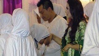 Anang Dan Ashanty Syukuran Rumah Baru - Was Was 1 Juli 2013