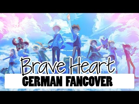 Digimon Adventure Tri - Brave Heart [German Cover]