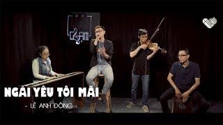 VHOPE | Ngài Yêu Tôi Mãi - Phương Lý | CHẠM - Live Acoustic