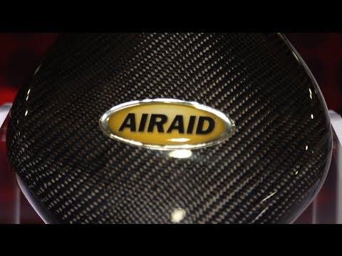 SEMA 2013 - C5 Corvette Cold Air Intake System from Airaid