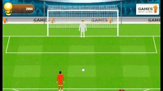 Let's Play!: World Cup 2010 Penalty Shootout