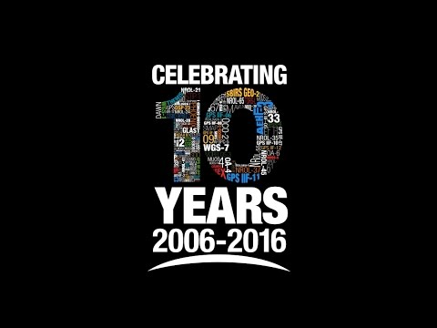ULA Celebrates 10 Years of Unmatched Service