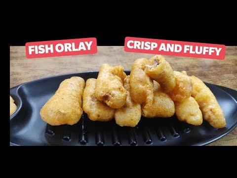 FISH ORLAY || RESTAURANT STYLE FISH PAKODA || MACHLI FRY RECIPE || By Manmits Kitchen