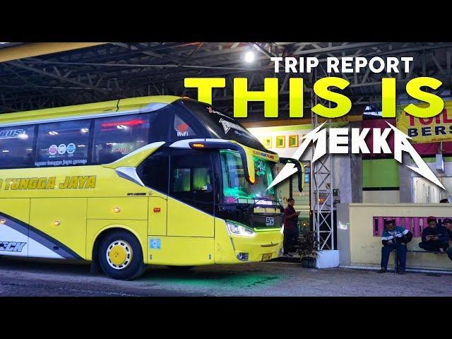 MEMORI PANTURA Bersama MEKKA - Trip Report Sudiro Tungga Jaya STJ Mekka -