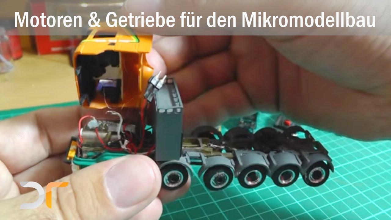 Download DIY - Motoren - Getriebe - Antriebskonzepte für LKW und PKW im Mikromodellbau, RC 1:87
