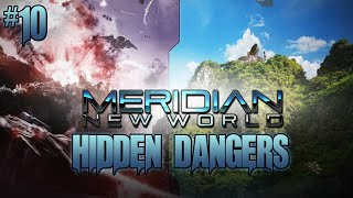 Meridian New World #10 Escape, Heavy Chimeras Stomping Time