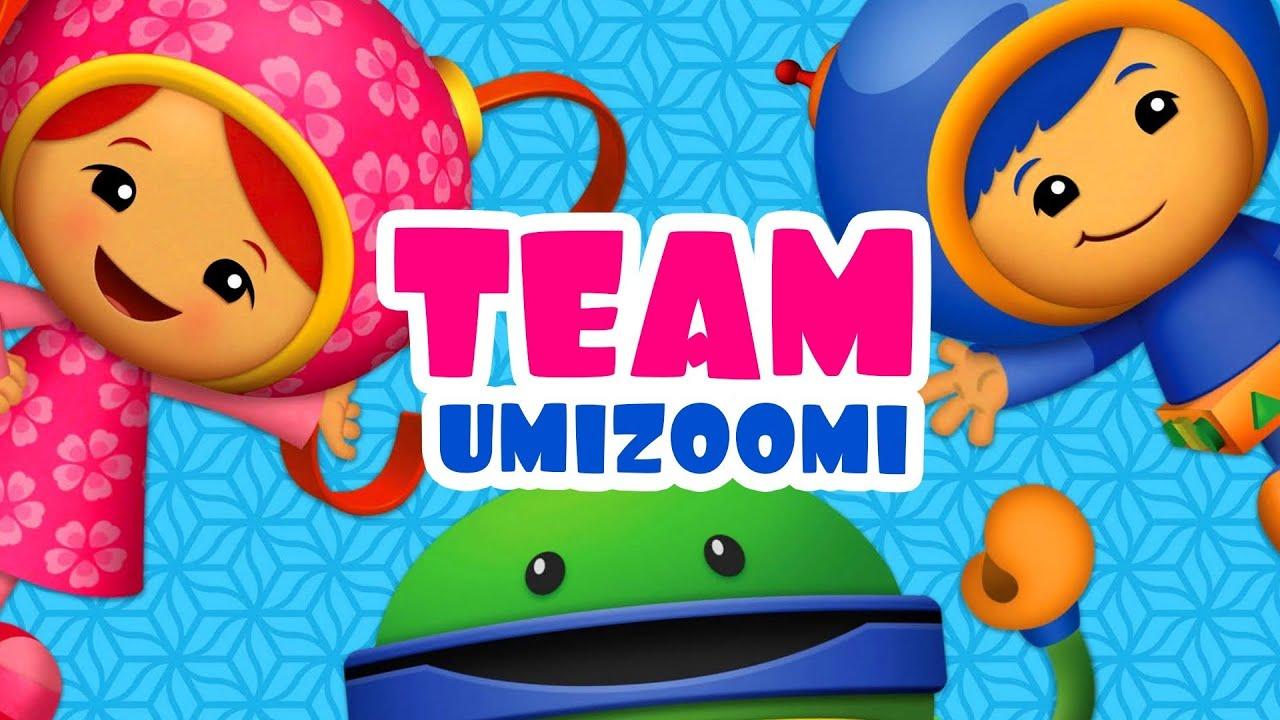 Long Team Microphone Umizoomi Milli