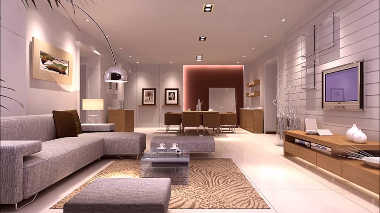 Modern salon dekorasyonu nas l yap l r youtube for Salon en l moderne