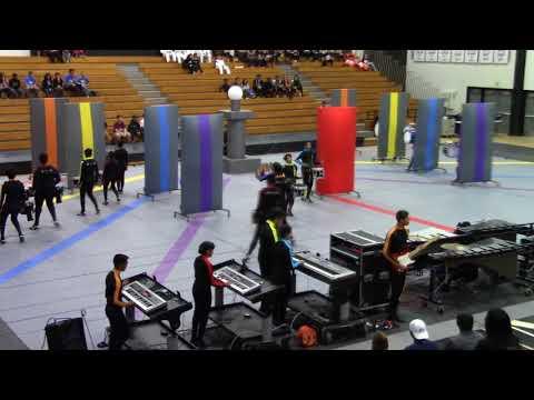 Cesar E. Chavez High School Drumline 021718