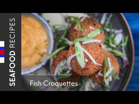 Fish Croquettes | Recipe