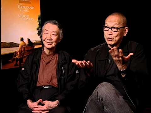A Thousand Years of Good Prayers  Exclusive: Wayne Wang and Henry O