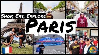 EXPLORING PARIS - Where to Shop, Eat & Visit - France Travel